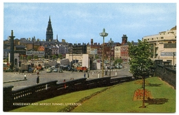 LIVERPOOL : KINGSWAY AND MERSEY TUNNEL - Liverpool