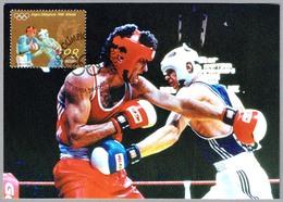 JUEGOS OLIMPICOS ATLANTA 1996 - BOXEO - BOXING. Lisboa, Portugal, 1996 - Verano 1996: Atlanta