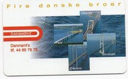 PHONE CARD-DANIMARCA-DANMONT - Denmark