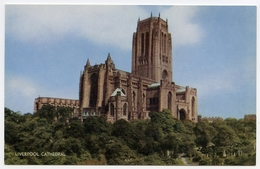 LIVERPOOL : CATHEDRAL - Liverpool