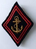 1 écusson De Marine - Equipement