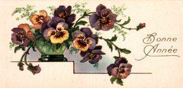 CHROMO   BONNE ANNEE - Trade Cards