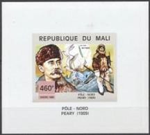 Mali 1999, Artic Explorer, BF IMPERFORATED - Mali (1959-...)
