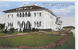 AK 0009  Belgrade-Dedigne - Le Palais Royal Um 1920-30 - Serbien