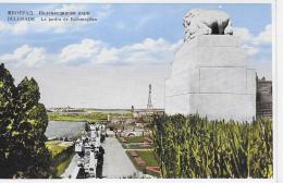 AK 0009  Belgrade - Le Jardin De Kalemegdan Um 1920-30 - Serbien