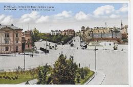 AK 0009  Belgrade - Une Vue Sur La Rue De Karageorge Um 1920-30 - Serbien