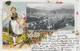 AK 0009  Gruss Aus Innsbruck - Verlag Otto Hayd Um 1901 - Innsbruck