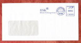 Brief, Francotyp-Postalia F392983, HSK Klinik Schlangenbad, 55 C, 2007 (56107) - Machine Stamps (ATM)