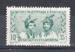 MARTINIQUE YT 141A  Oblitéré - Martinique (1886-1947)