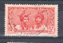MARTINIQUE YT 152 Oblitéré - Used Stamps