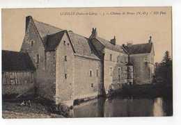 37 LUZILLE Chateau De Brosse - France