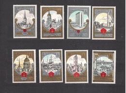 Olympische Spelen  1980 , U.R.S.S.  Zegels Postfris - Estate 1980: Mosca