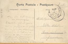 Op 401: S.M.BOUCHOUT(LIER) 13 IX 1914 > PANNE IX 1914: Pk Château De Bouchout -Proper Moretus - Oorlog 14-18