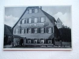 LOBURG Gasthof Z. Baren, Bes. Wilh. Schwenk - Germania