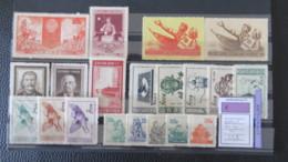 CHINA- 6 NICE COMPLETE MINT SET REPRINT - 1949 - ... Repubblica Popolare