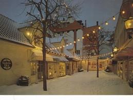 Postcard Hamburg Weihnachtsstimmung Am Poseldorfer Markt My Ref  B22811 - Germany