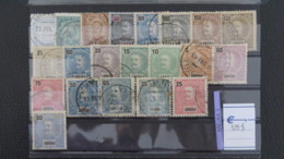 ANGRA- NICE USED STAMP SELECTION - Afrique Portugaise