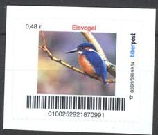 Biber Post Eisvogel (48)  G401 - Privé- & Lokale Post