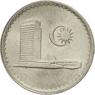 Monnaie, Malaysie, 5 Sen, 1982, Franklin Mint, TTB, Copper-nickel, KM:2 - Malaysie