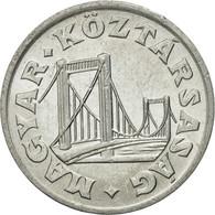 Monnaie, Hongrie, 50 Fillér, 1990, Budapest, TTB, Aluminium, KM:677 - Ungheria