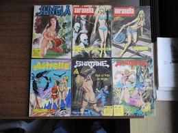 Lot De 6 BD Adultes Diverses - Bücher, Zeitschriften, Comics