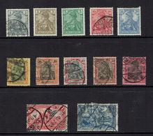 GERMANY...Reichpost...mostly Used - Germany