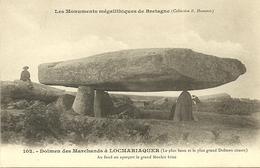LOCMARIAQUER  -- Dolmen Des Marchands                              -- Hamonic 102 - Locmariaquer