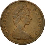 Monnaie, Canada, Elizabeth II, Cent, 1967, Royal Canadian Mint, Ottawa, TTB - Canada