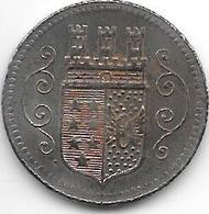 *notgeld Ohligs 10 Pfennig 1920 Fe 10700.4 - [ 2] 1871-1918 : Impero Tedesco