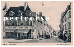 64  Orthez   Café Des Voyageurs  Rue Jeanne D'Albret - Orthez