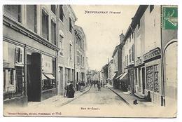 NEUFCHATEAU - Rue St Jean - Neufchateau