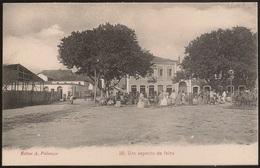 Postal São Tomé E Principe - Feiras E Romarias - Um Aspecto Da Feira (Ed. A. Palanque, Nº30) - Postcard - CPA - Sao Tome Et Principe