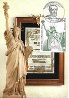 3639 -CENTENAIRE MORT BARTHOLDI (statue De La Liberté) 1er Jour COLMAR Au 21-02-2004 -TB - 2000-09