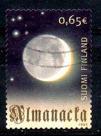 FINLANDE. N°1702 De 2005 Oblitéré. 300 Ans De L'almanach En Finnois. - Altri