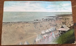 The Parade And Sands Sheringham, Near Cromer - Andere