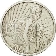 France, 5 Euro, 2008, SUP+, Argent, KM:1534 - France