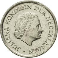 Monnaie, Pays-Bas, Juliana, 25 Cents, 1980, TTB, Nickel, KM:183 - [ 3] 1815-… : Kingdom Of The Netherlands