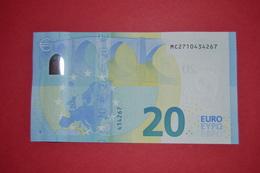 PORTUGAL - M004A6 * 20 EURO  M004 A6 - (MC2710434267) NEUF - UNC - EURO