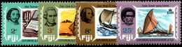 Fiji 1970 Explorers Unmounted Mint. - Fiji (...-1970)