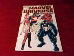 MARVEL UNIVERSE   No 8 MID DEC - Marvel