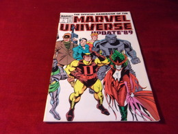 MARVEL UNIVERSE   No 2 AUG - Marvel