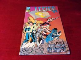 LEGION 91   No 32 OCT 91 - DC