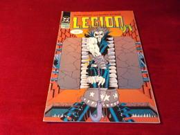 LEGION 91   No 34 DEC  91 - DC