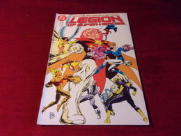 LEGION OF SUPER HEROES   No 41 DEC 1987 - DC