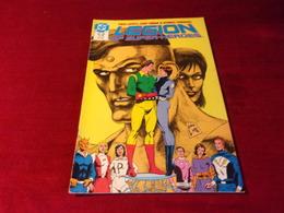 LEGION OF SUPER HEROES   No 39 OCT 1987 - DC