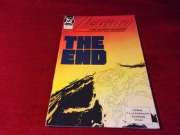 LEGION OF SUPER HEROES   No 38 DEC 92 - DC
