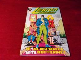 LEGION OF SUPER HEROES   No 11 SEP 90 - DC