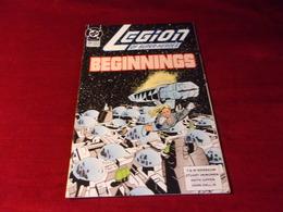 LEGION OF SUPER HEROES   No  39 JAN 93 - DC