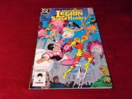 LEGION OF SUPER HEROES   No  354 DEC 87 - DC