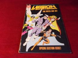 LEGION OF SUPER HEROES   No  36 JUL 1987 - DC